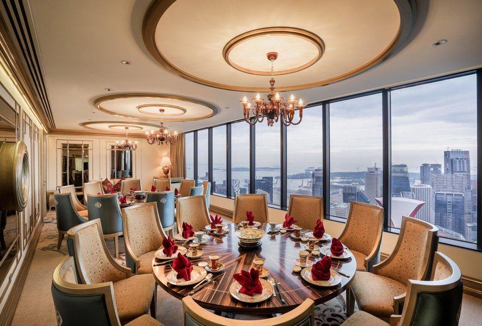 Ba Xian Tower Club