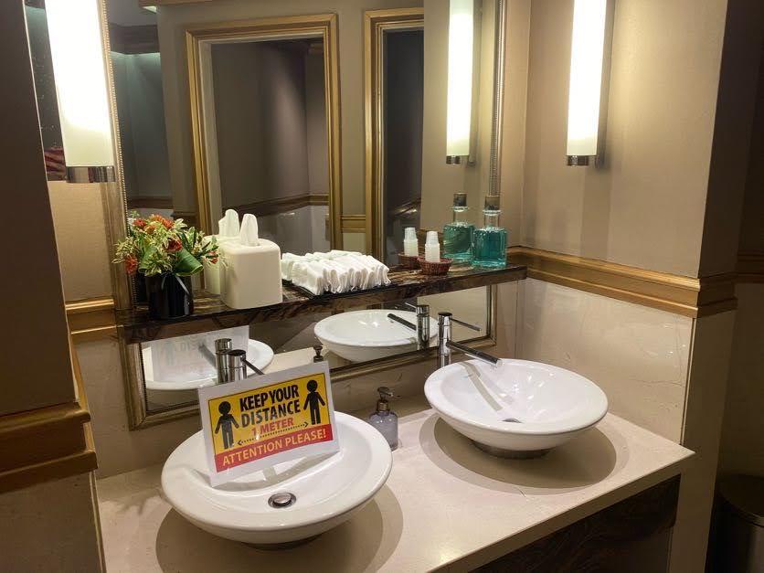 Ba Xian Toilet