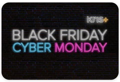 Kris+ Promotion Logo