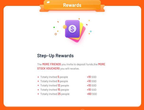 step up rewards