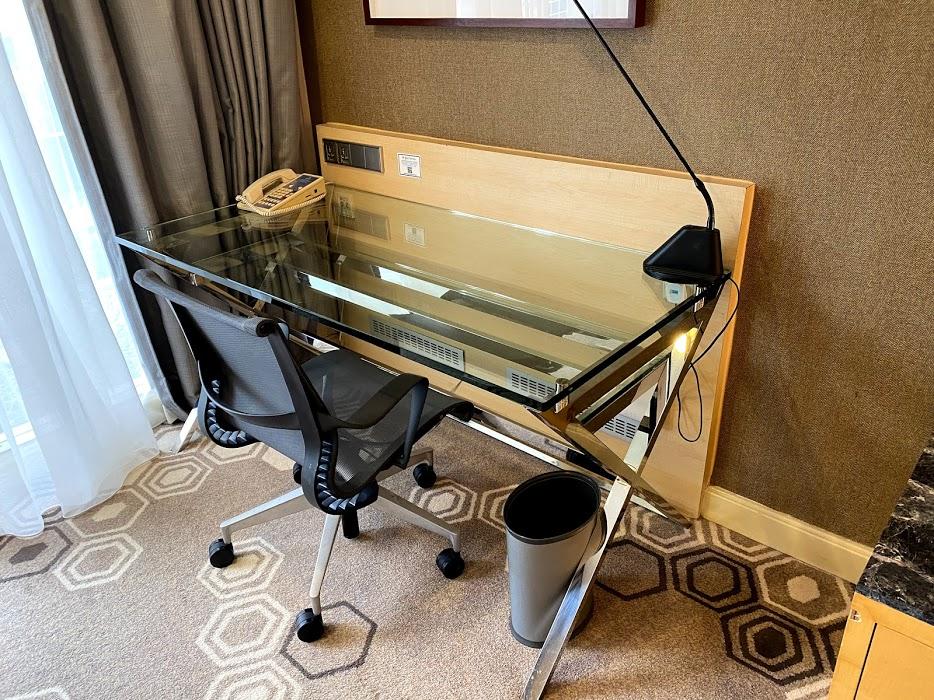 Hilton table