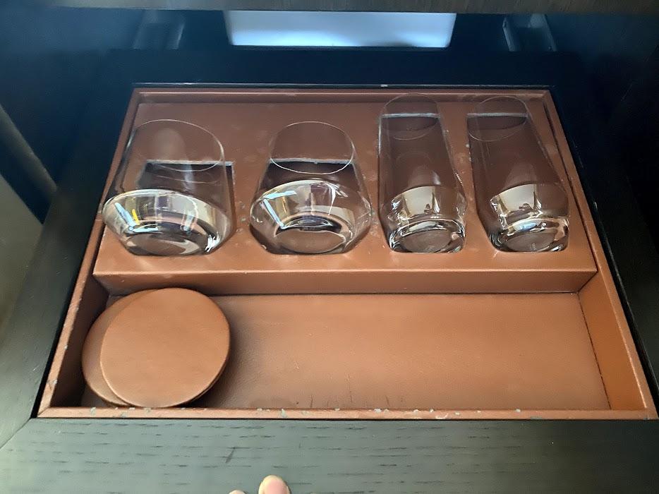 Capella Glassware