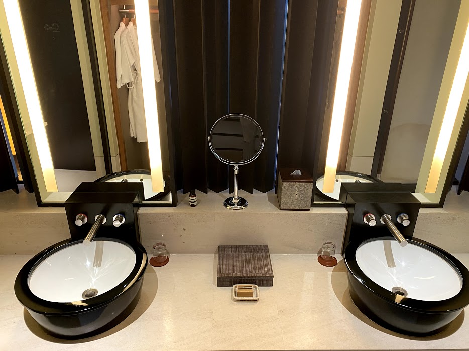 Capella His and Hers Sink