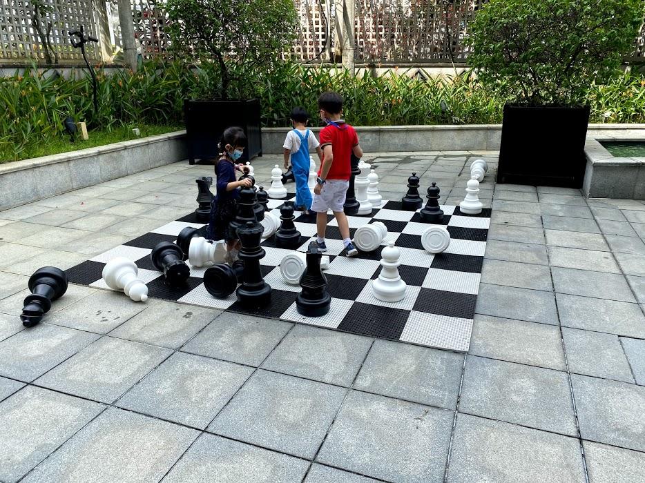 The Fullerton Hotel Chess