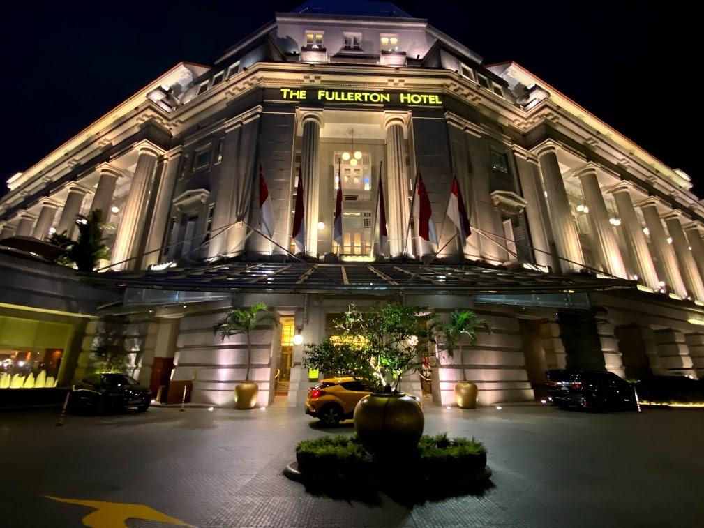 The Fullerton Hotel