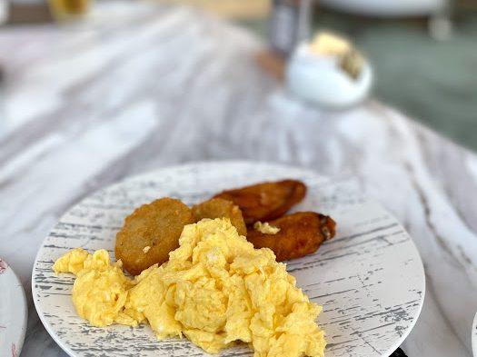 Pickering breakfast 2