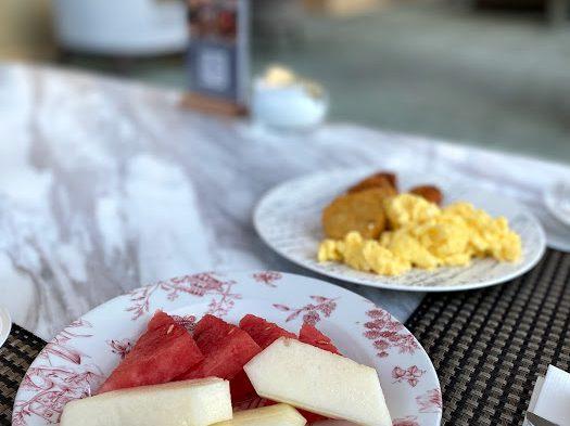 Pickering breakfast 3