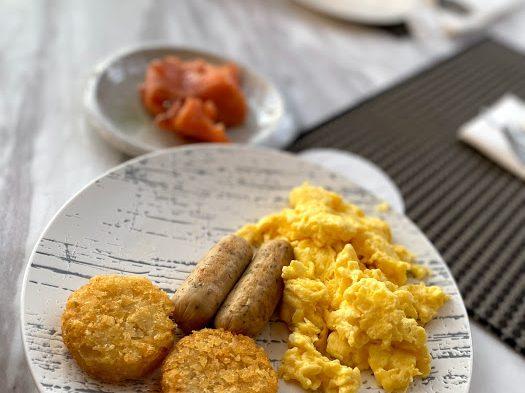 Pickering breakfast 4