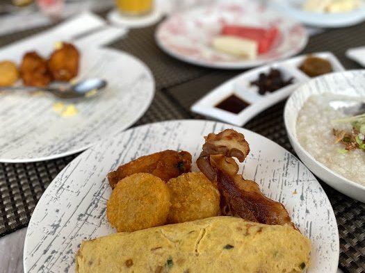 Pickering breakfast 8
