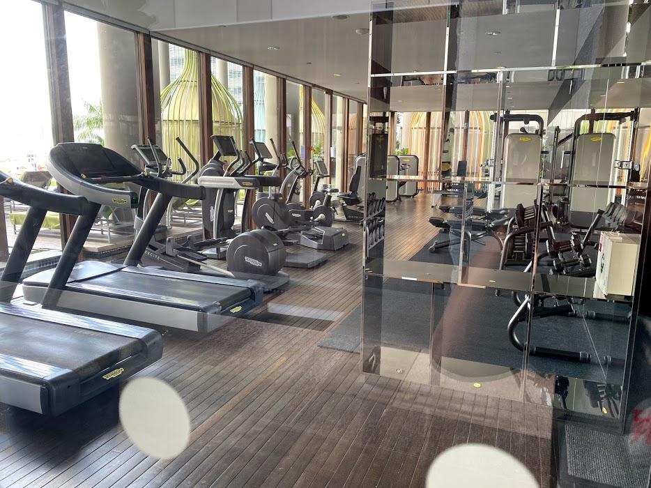 Pickering gym