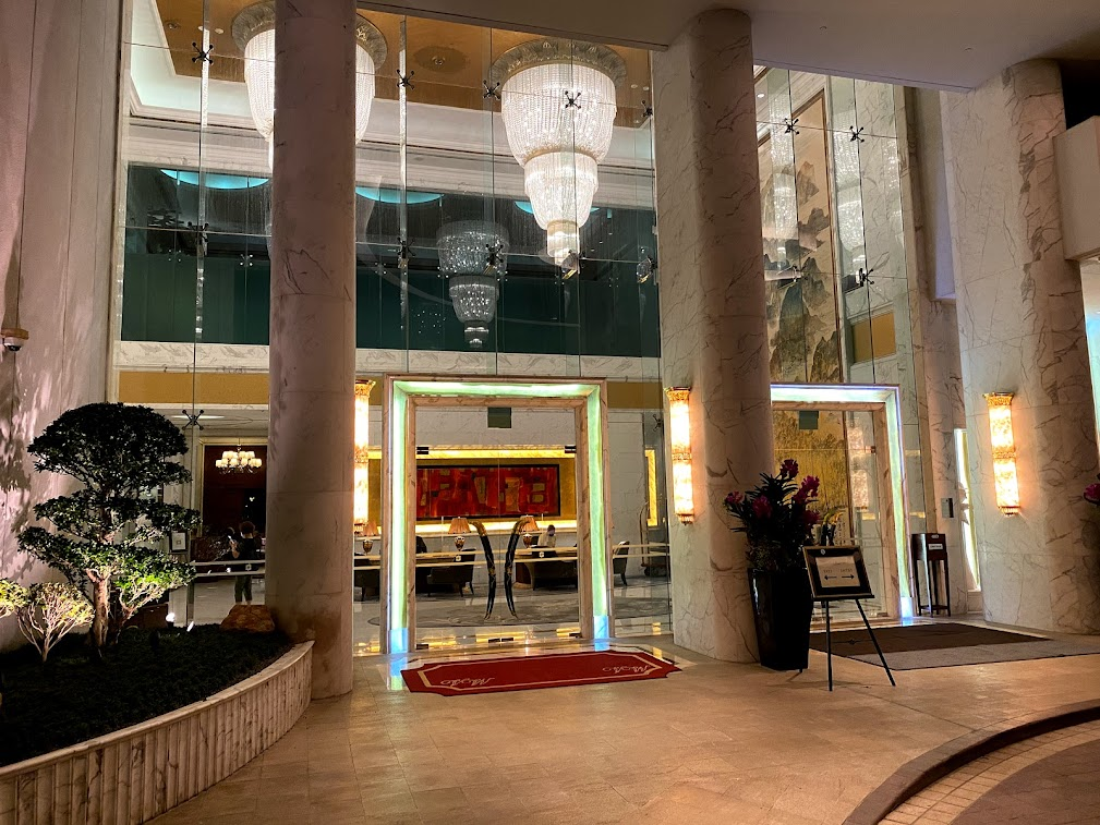 Valley Wing Lobby 1